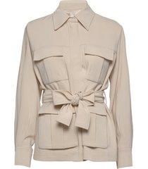 citrine blazer 10654 outerwear jackets utility jackets beige samsøe samsøe