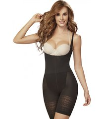body short levanta cola negro cocoon