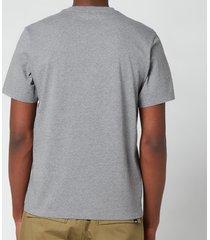 kenzo men's tiger classic t-shirt - dove grey - xxl