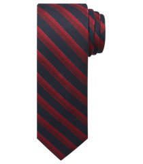 1905 collection silk & wool stripe tie clearance