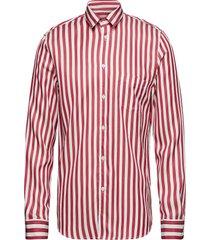 liam na 10806 overhemd business rood samsøe & samsøe