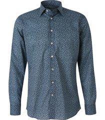 micro motif shirt