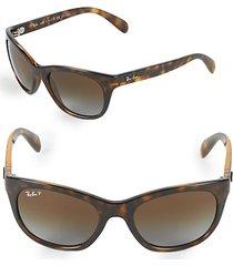 56mm rectangle sunglasses