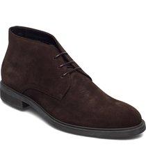 firstclass_desb_sd1 desert boots snörskor brun boss