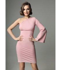 sukienka hellish ellie dirty pink