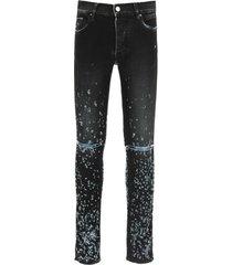amiri shotgun jeans