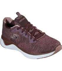 lage sneakers skechers solar fuse-brisk escape