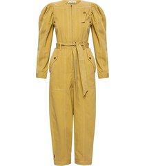'leo' jumpsuit w/ several pockets