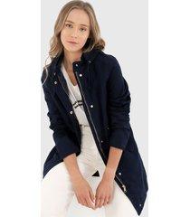 chaqueta azul navy ambiance