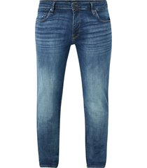 jeans jjitim jjicon jj 057, slim fit