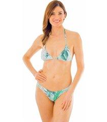 bikini cruzado pacifico verde ac mare