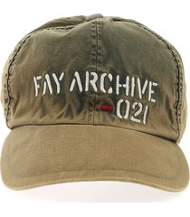 green fay archive hat