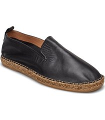 wayfarer loafer espadriller skor svart royal republiq