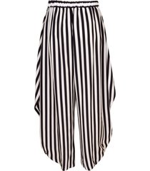 alicia striped trousers