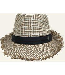 sombrero marrón nuevas historias  cowboy