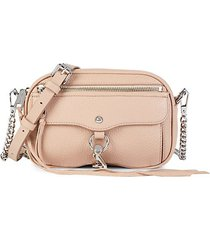 blythe chain pebbled-leather crossbody bag