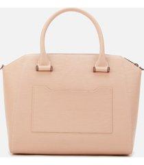 ted baker women's daryyl medium tote bag - taupe