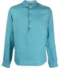 barena pullover long-sleeve shirt