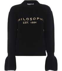 philosophy di lorenzo serafini sweater