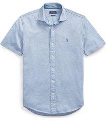 capri mesh ss shirt