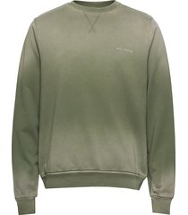monzon faded sweat sweat-shirt trui groen holzweiler