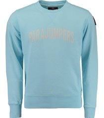 sweater caleb lichtblauw