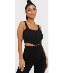 nly one corset top linnen
