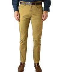 pantalon gabardina bolsillo chino, vestir perfect fit mcgregor