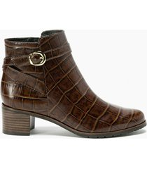 botin chocolate gacel