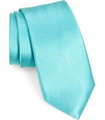 men's nordstrom solid silk tie