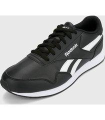 tenis lifestyle negro-blanco reebok classics jogger 3.0,