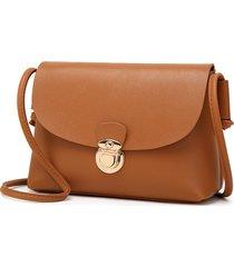 2017 springwomen handbag shell bags chic leather messenger cross-body bags femal