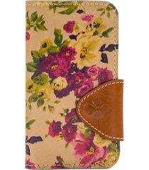 patricia nash antique rose brenna phone case