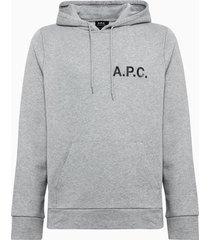 a.p.c. stamp sweatshirt coecq-h27582
