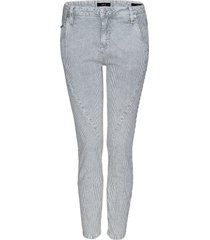 opus boyfriend jeans letty 7/8 denim stripe