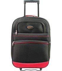 maleta cabina discovery rojo  21