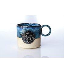 kubek ceramiczny wieloryb