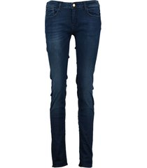 le temps des cerises powerstretch skinny jeans valt kleiner