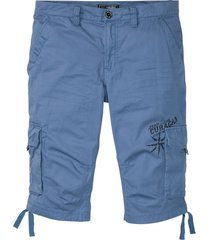 bermuda cargo lunghi loose fit (blu) - bpc selection