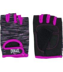 guante breeze negro/pink everlast