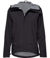 allgrön 2.0 jacket w's outerwear sport jackets svart klättermusen