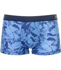hom boxer briefs - flowery blauw