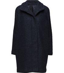 hoff jacket 6182 yllerock rock blå samsøe samsøe