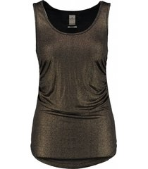 replay aangerimpelde slim top black gold