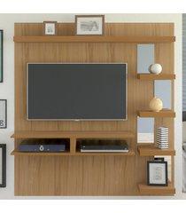painel para tv até 50 polegadas premium freijó - artely