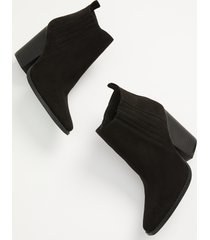 maurices womens qupid™ slay slip on ankle boot