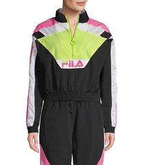 conchita half-zip wind jacket