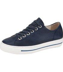 skor paul green mörkblå