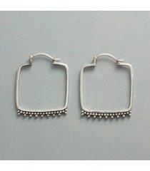 adaptations hoop earrings