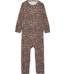 jumpsuit långärmad bodysuit multi/mönstrad petit by sofie schnoor